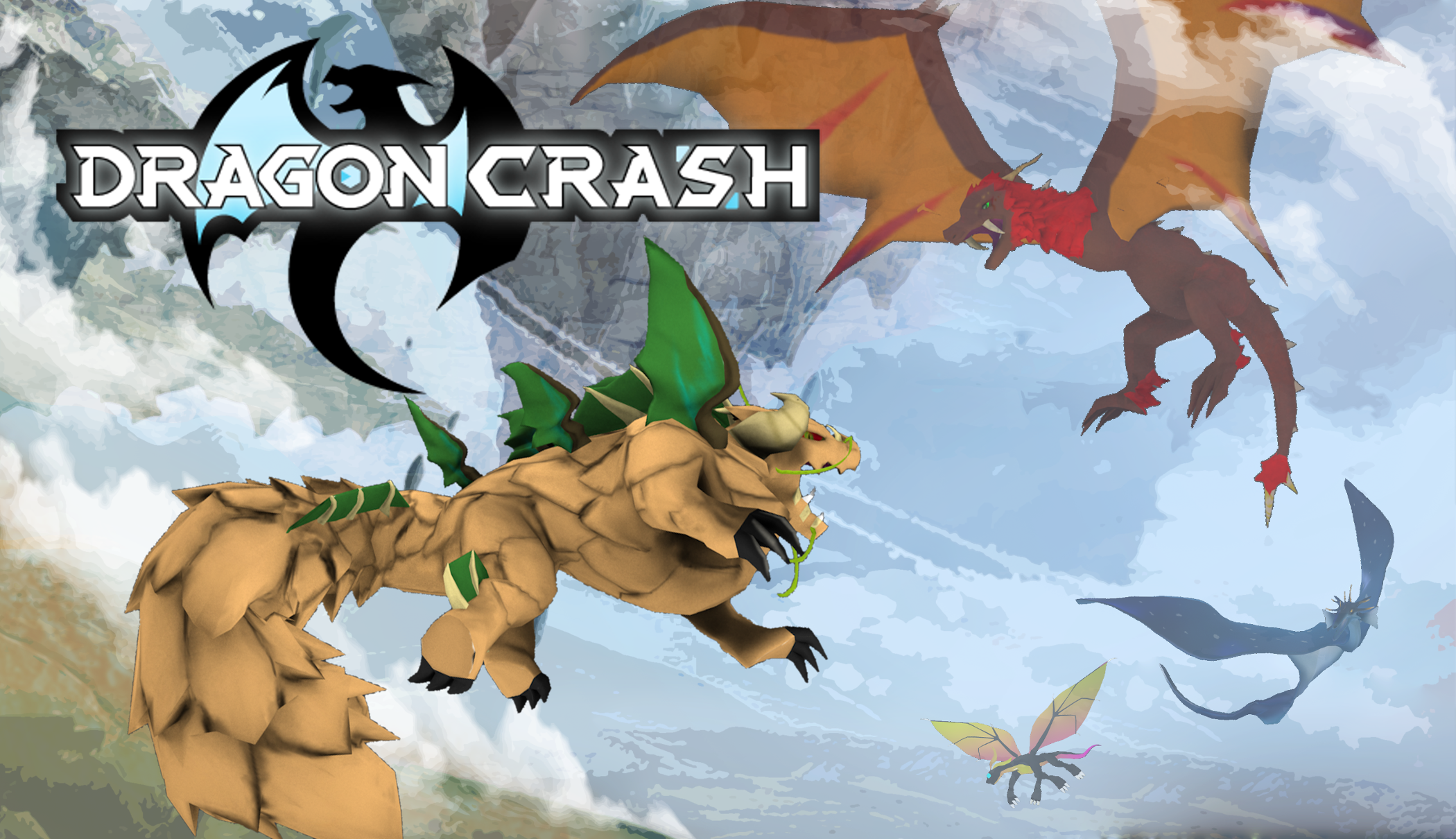 DragonCrash Demo