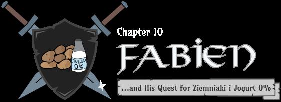 Fabien And His Quest for Ziemniaki and Jogurt 0%