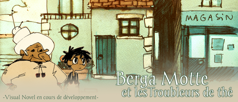 Berga Motte et les Troubleurs de Thé