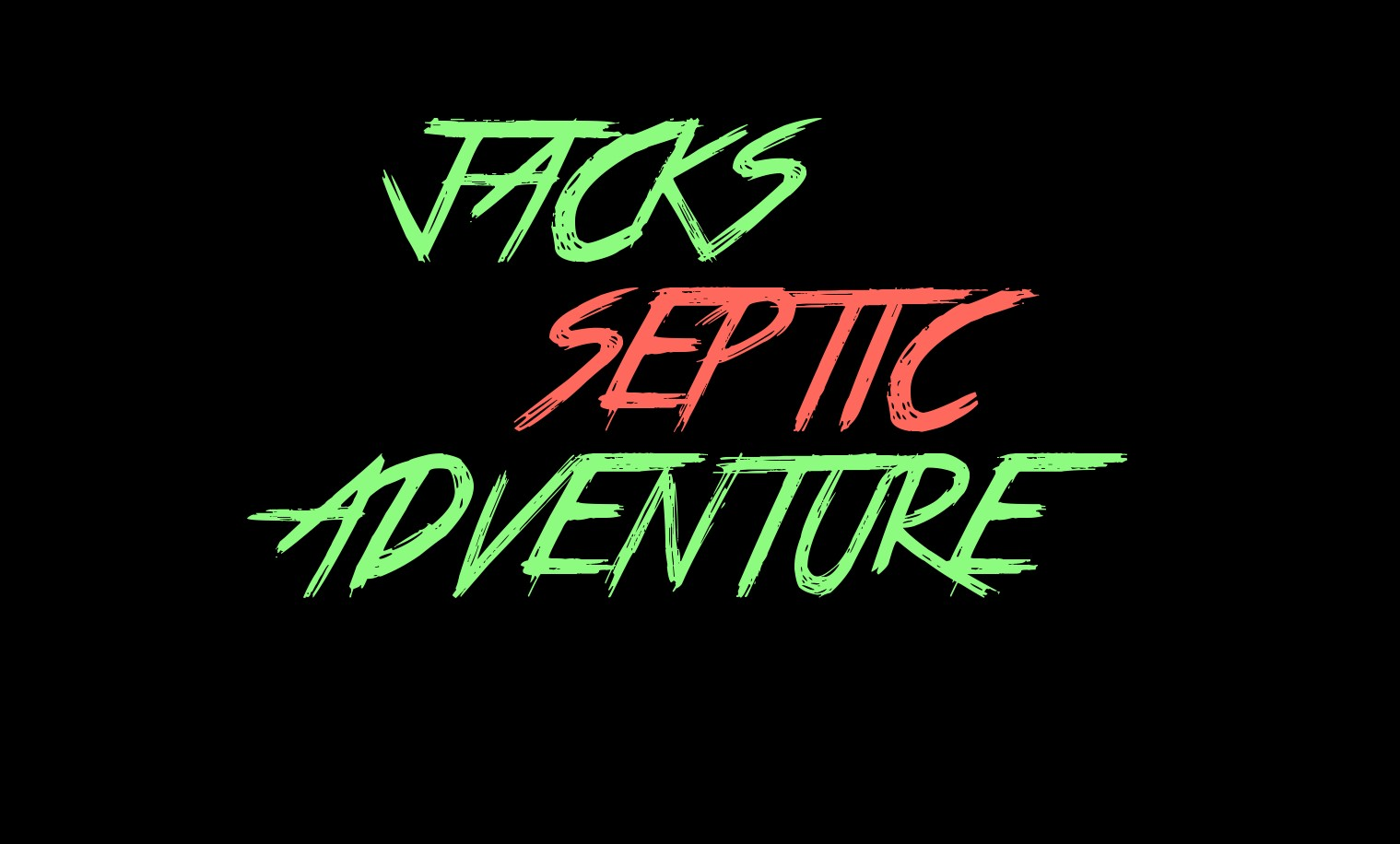Jacks Septic Adventure YoutuberGamejam