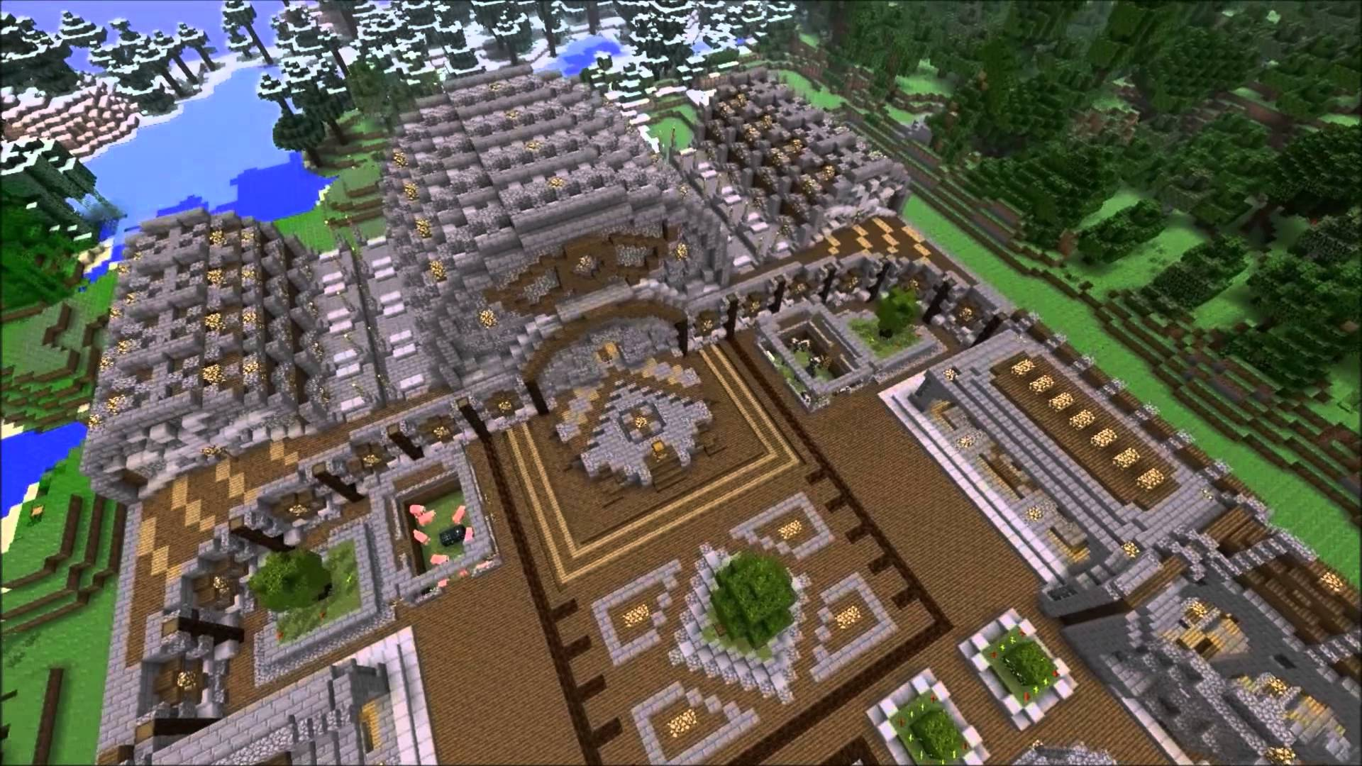 minecraft factions server spawn download
