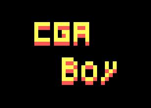 CGA Boy