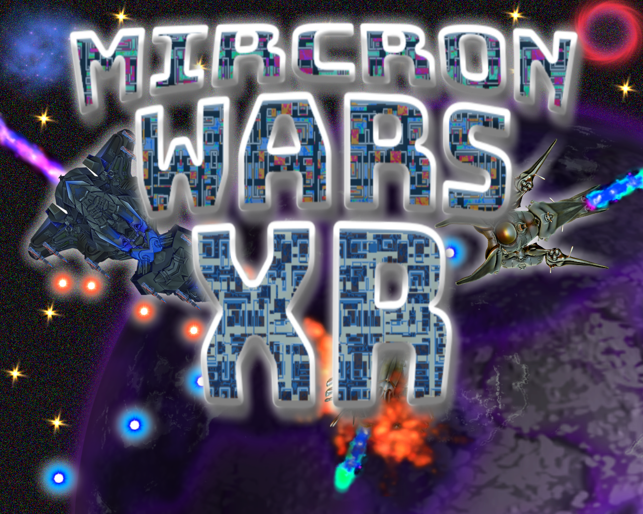 Mircron Wars XR