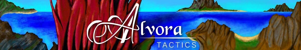 Alvora Tactics