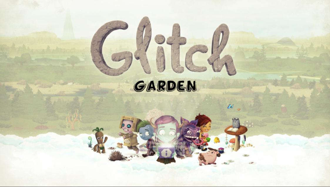 Glitched Garden