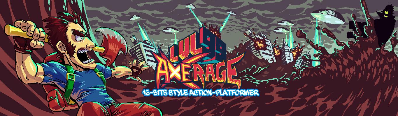 LVL99: AxeRage