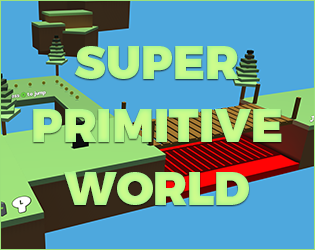Super Primitive World - 1.0.1.0