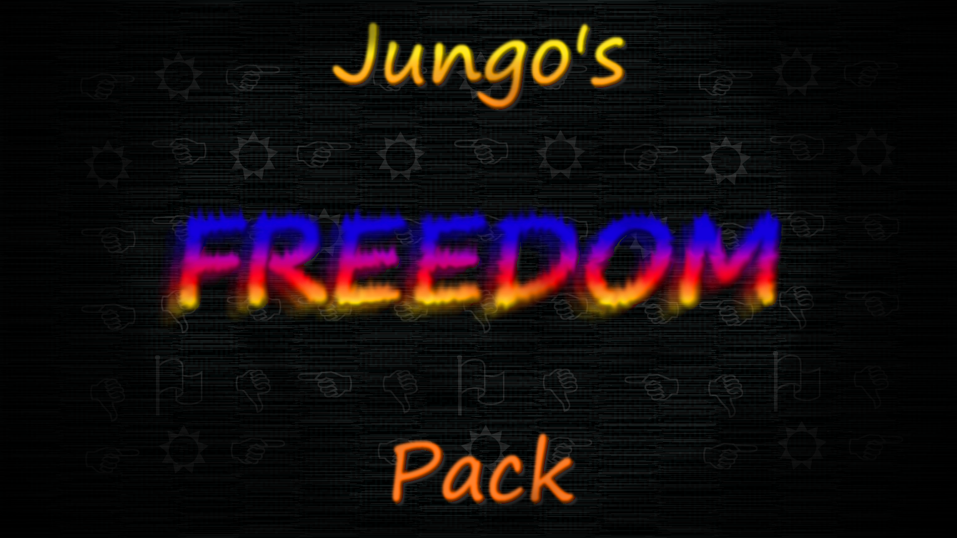 Jungo's Freedom Pack