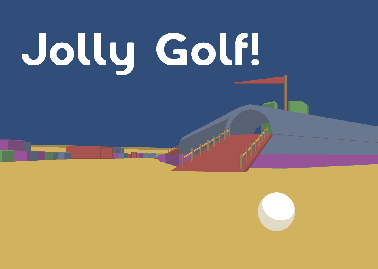 Jolly Golf (Multiplayer)