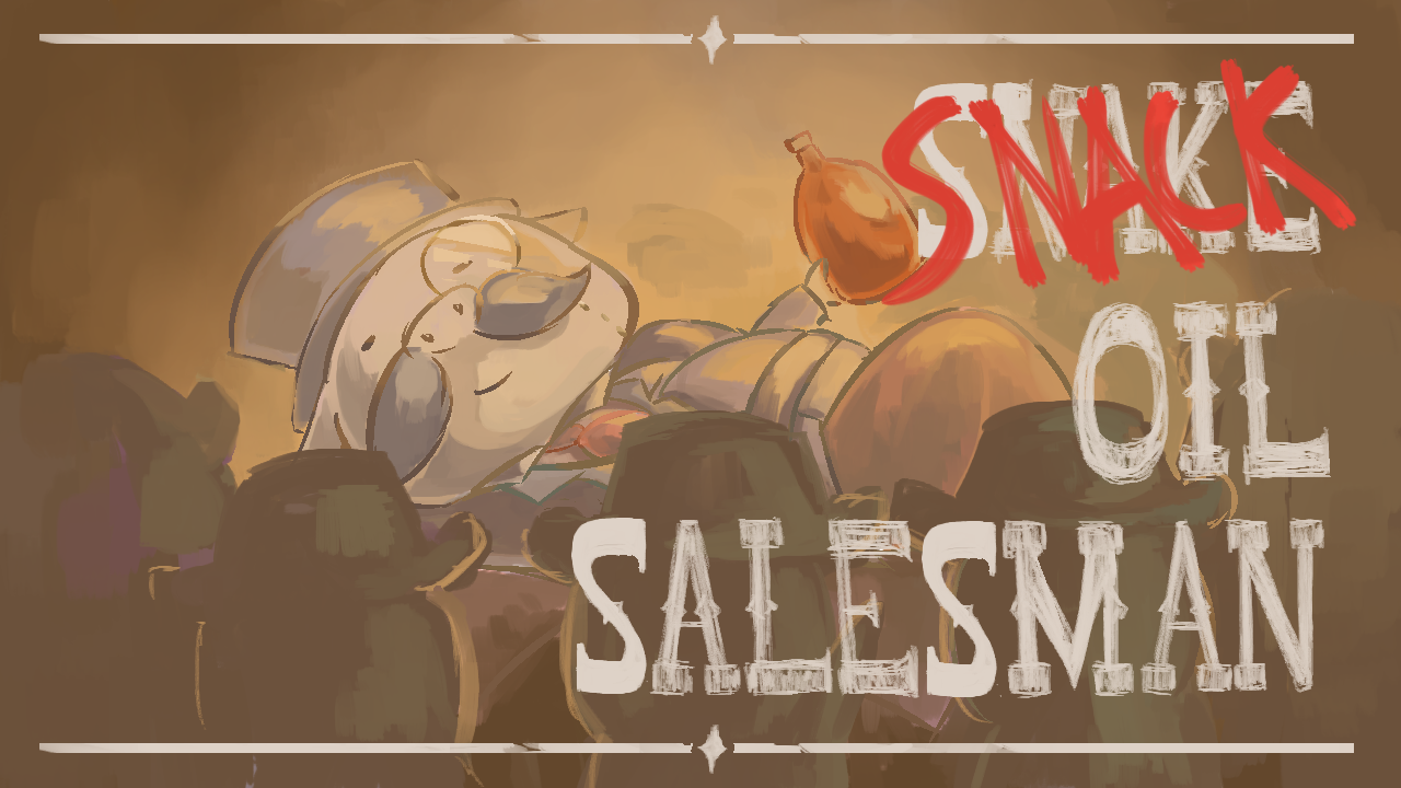 Snackoil Salesman