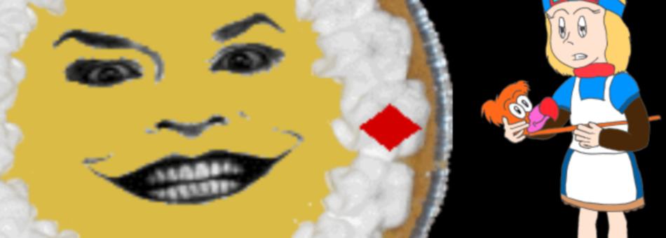 Alice in: Pasta Crocket