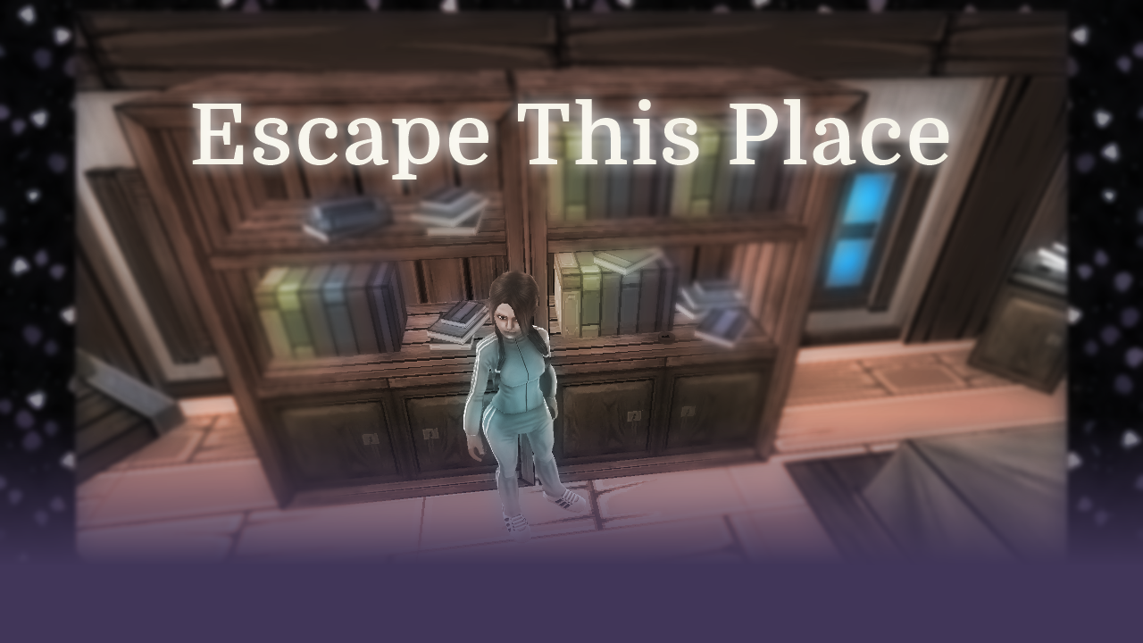 Escape This Place - Chapter 1
