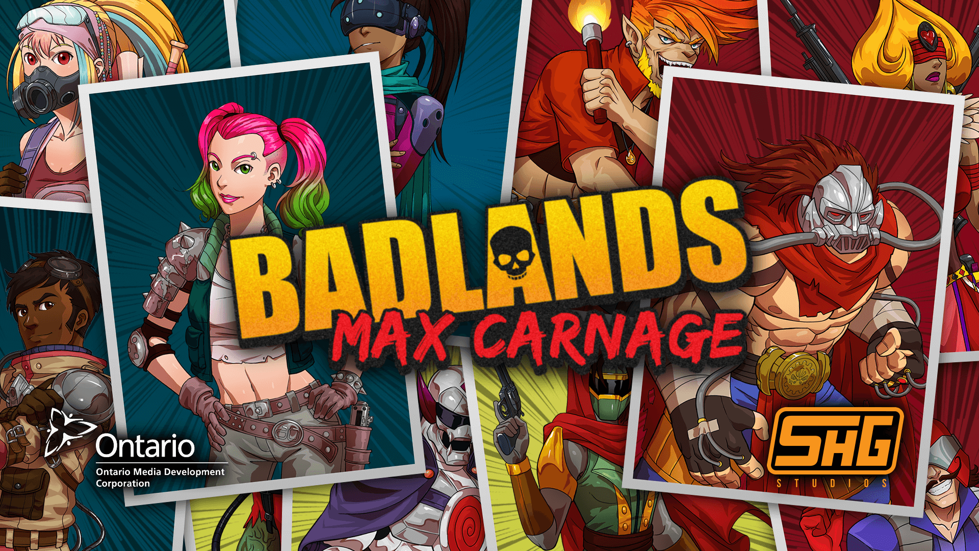 Badlands - Max Carnage (PC)