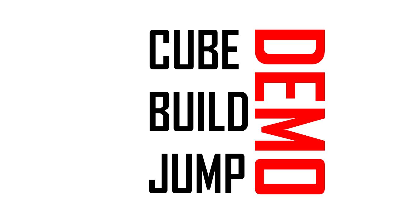 Cube Build Jump - DEMO