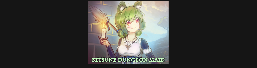 Kitsune Dungeon Maid