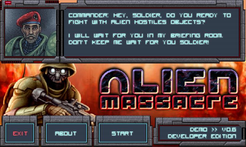 Alien Massacre Remake