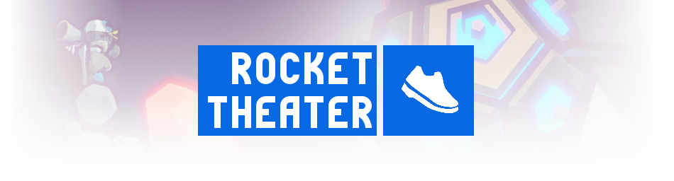 Rocket Theater Rehearsal