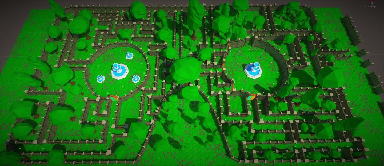 Forest Maze