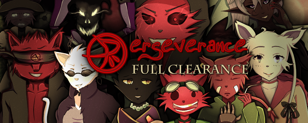 Perseverance: Full Clearance!