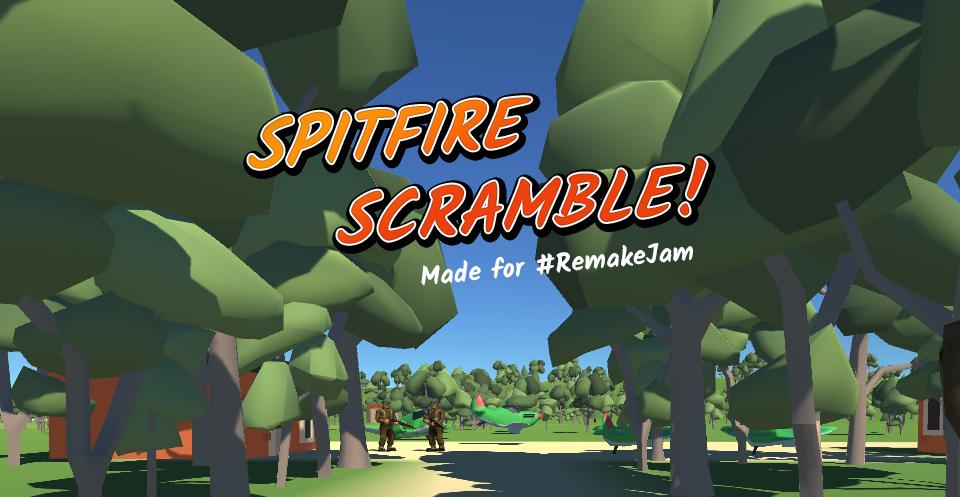 Spitfire Scramble!
