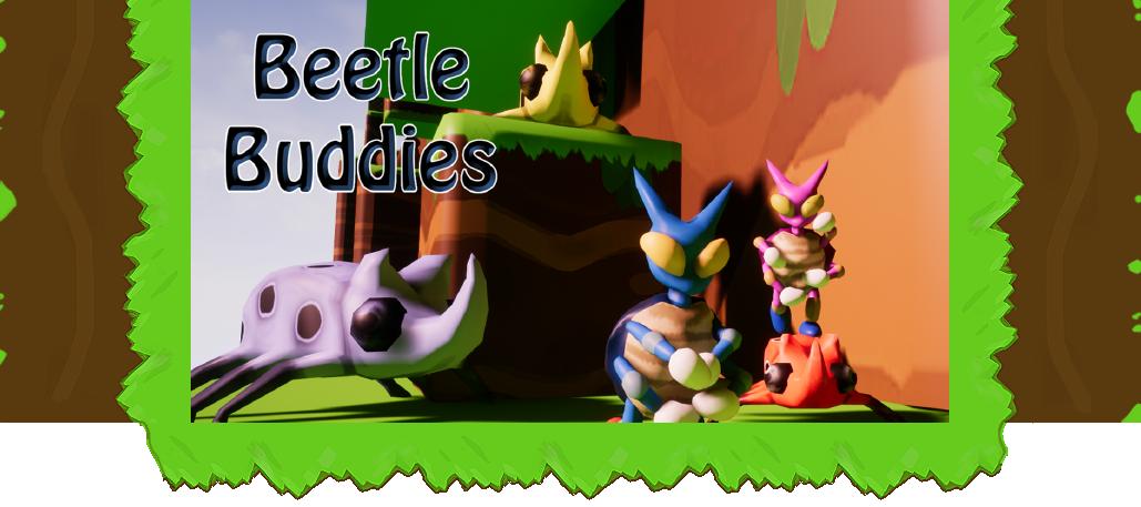 Beetle Buddies