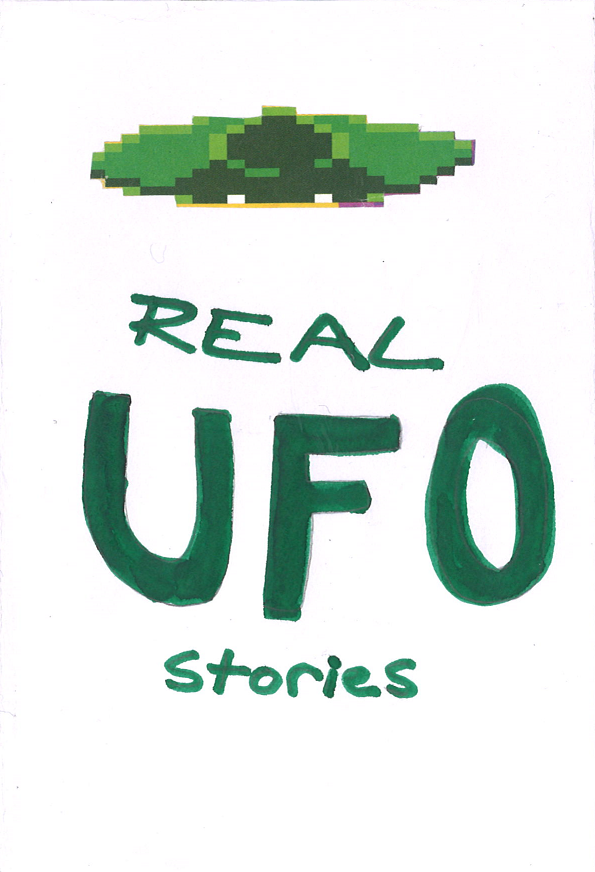 Real UFO Stories by Coleo_Kin