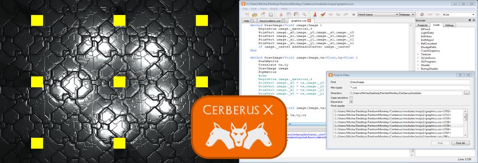 Cerberus X