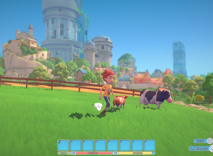 Hotfix For Harbour Update My Time At Portia By Patheagames