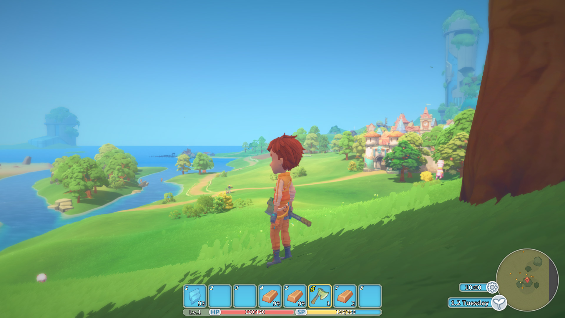 My Time At Portia By Patheagames