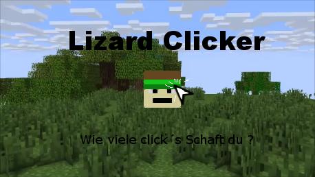 Lizard Clicker