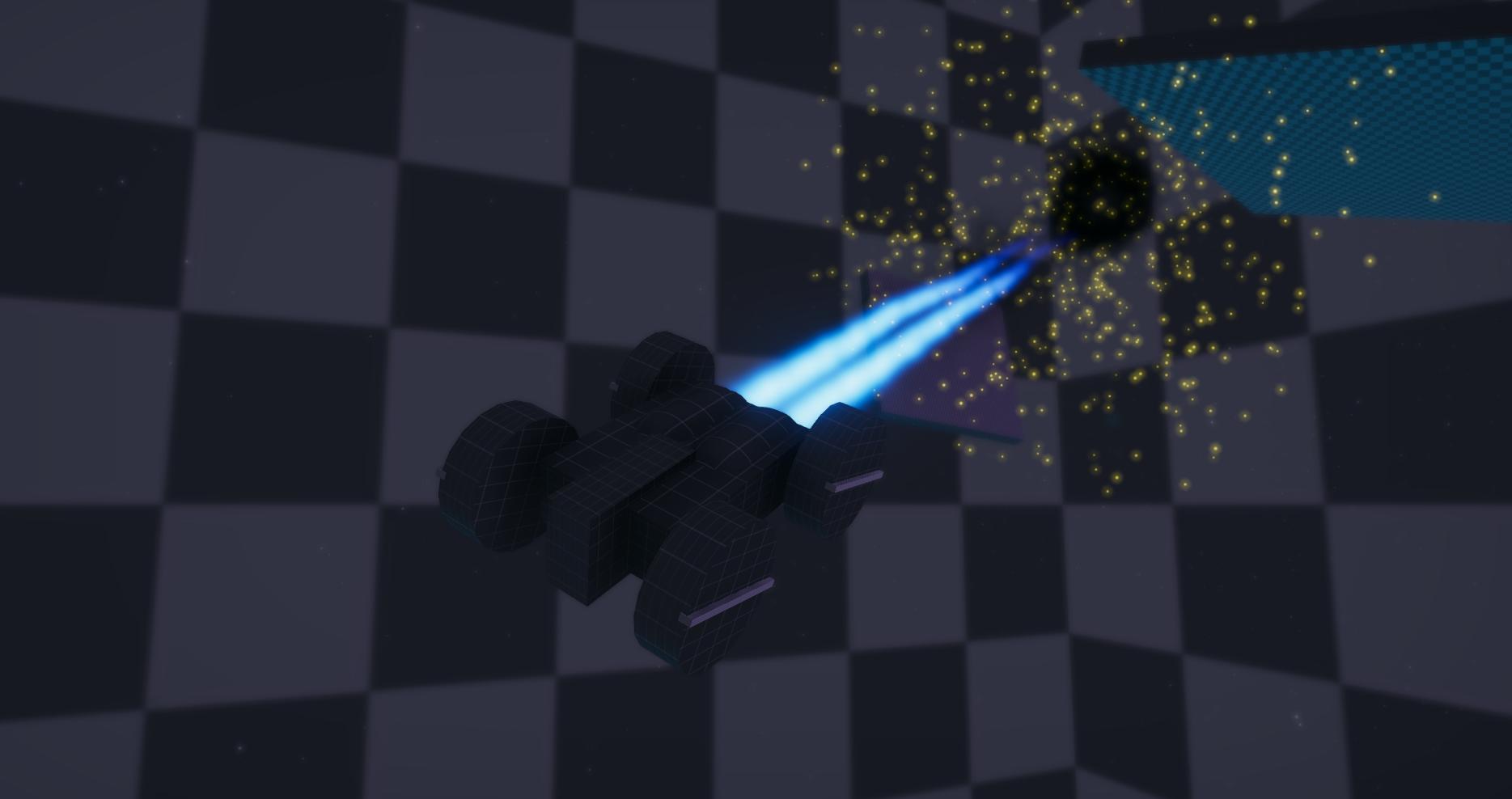 Grav-Bomber(2017 Prototype)