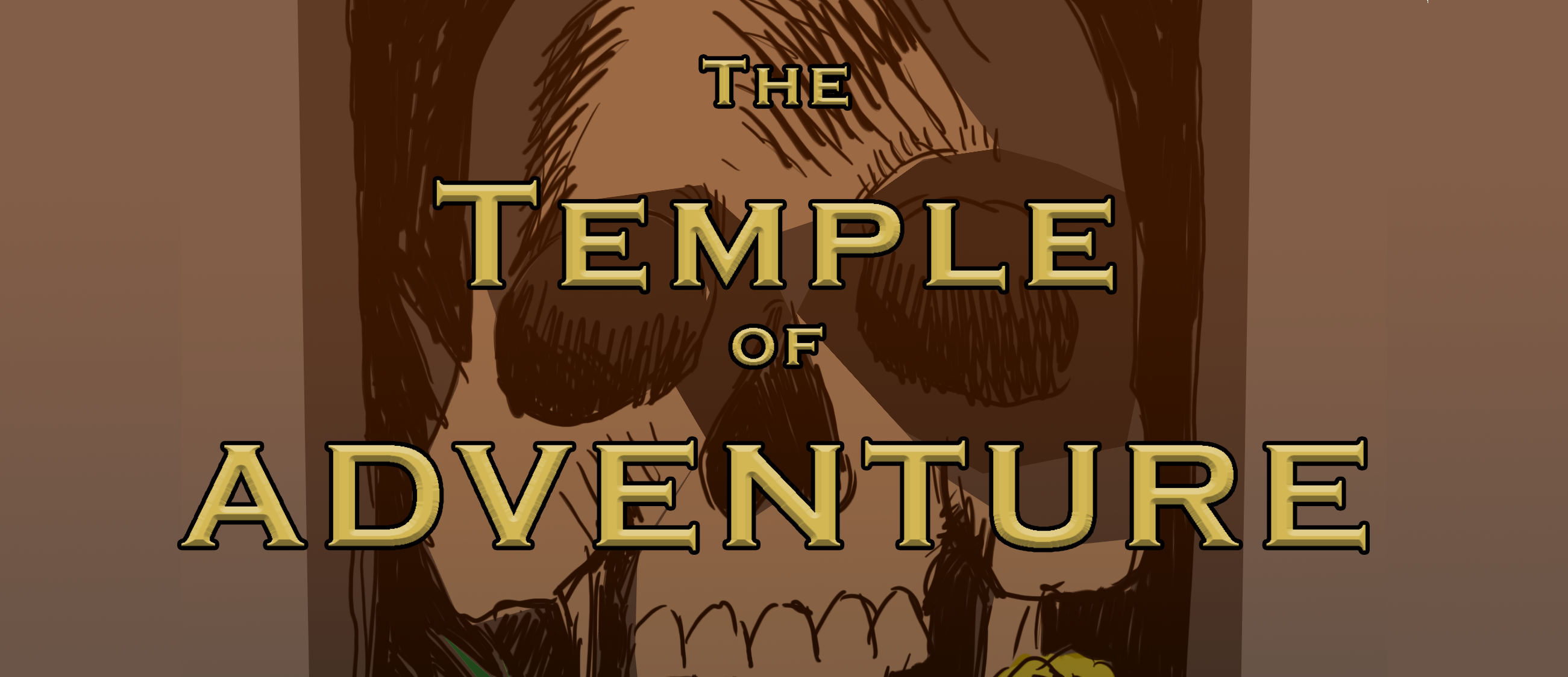 The Temple of ADVENTURE