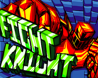 FIGHT KNIGHT (Kickstarter demo) [Free] [Action] [Windows]