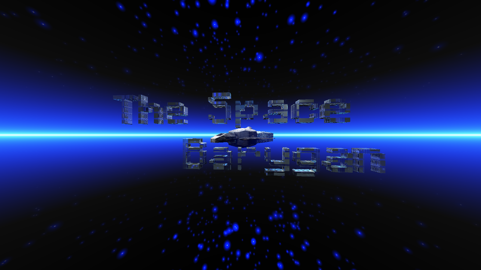 The Space barygan - space trading station sim