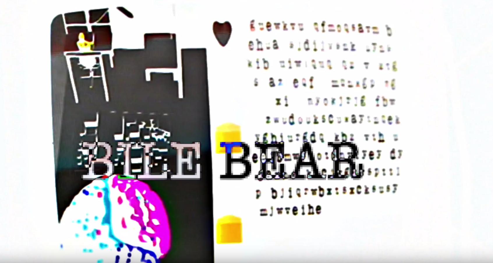 bile bear - an automatic author