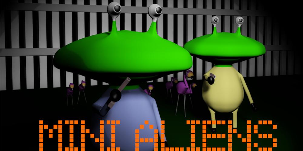 Mini Aliens