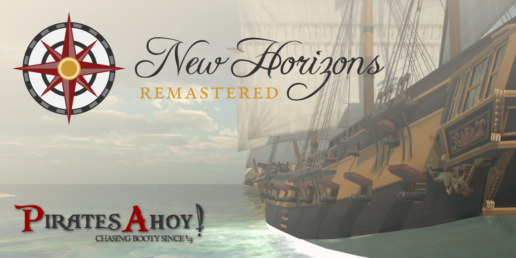 New Horizons Remastered