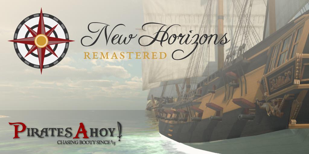 New Horizons Remastered