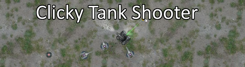 Clicky Tank Shooter