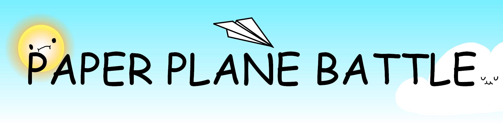 Paper Plane Battle