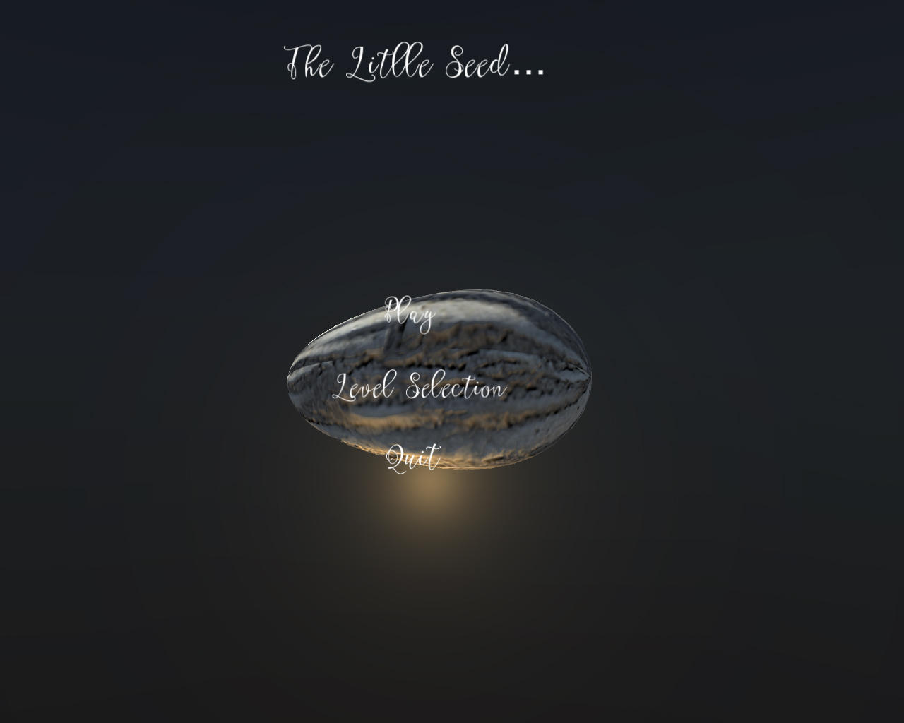 The Litlle Seed...
