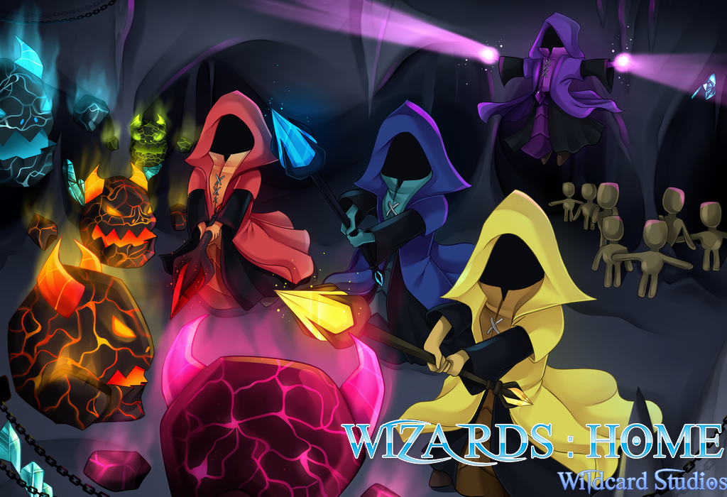 Wizards:Home