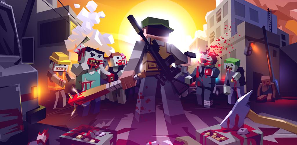 The walking zombie: Dead city