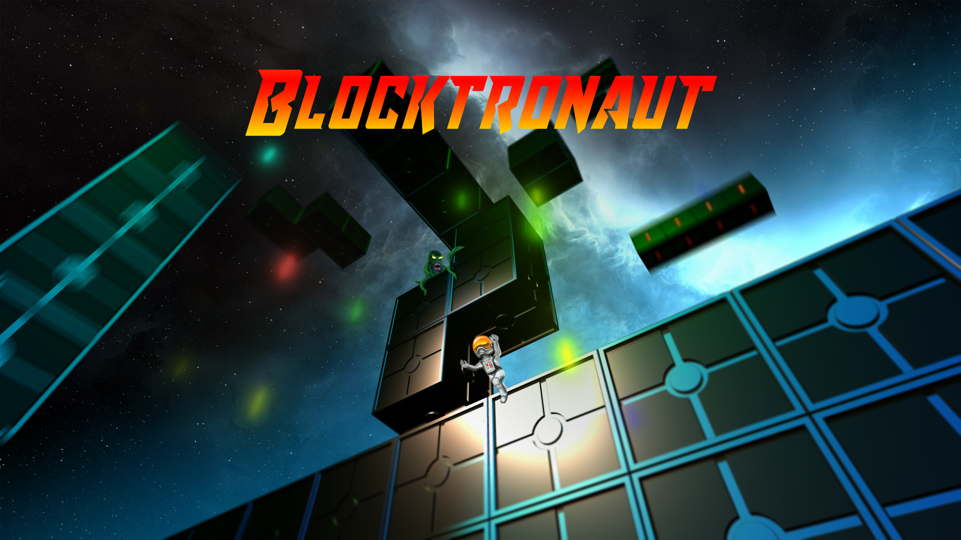 Blocktronaut