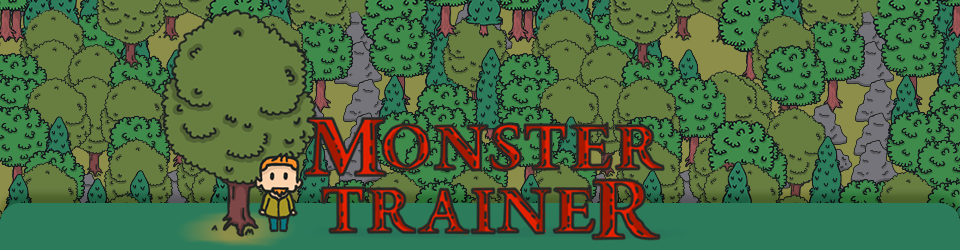 Monster Trainer - GMTK Jam