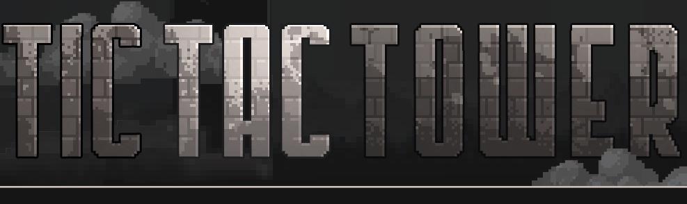 Tic Tac Tower
