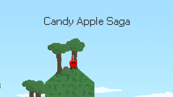 Candy Apple Saga