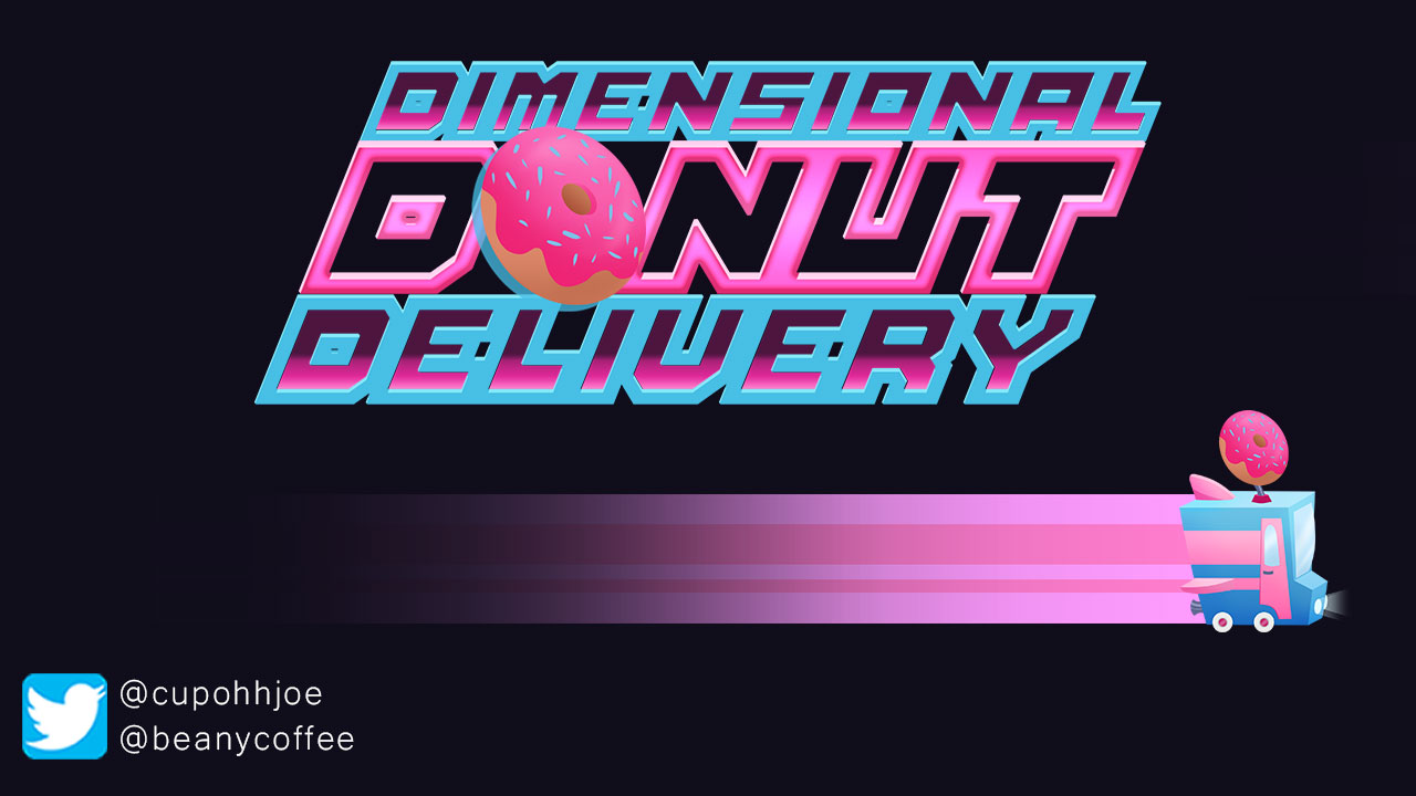 Dimensional Donut Delivery