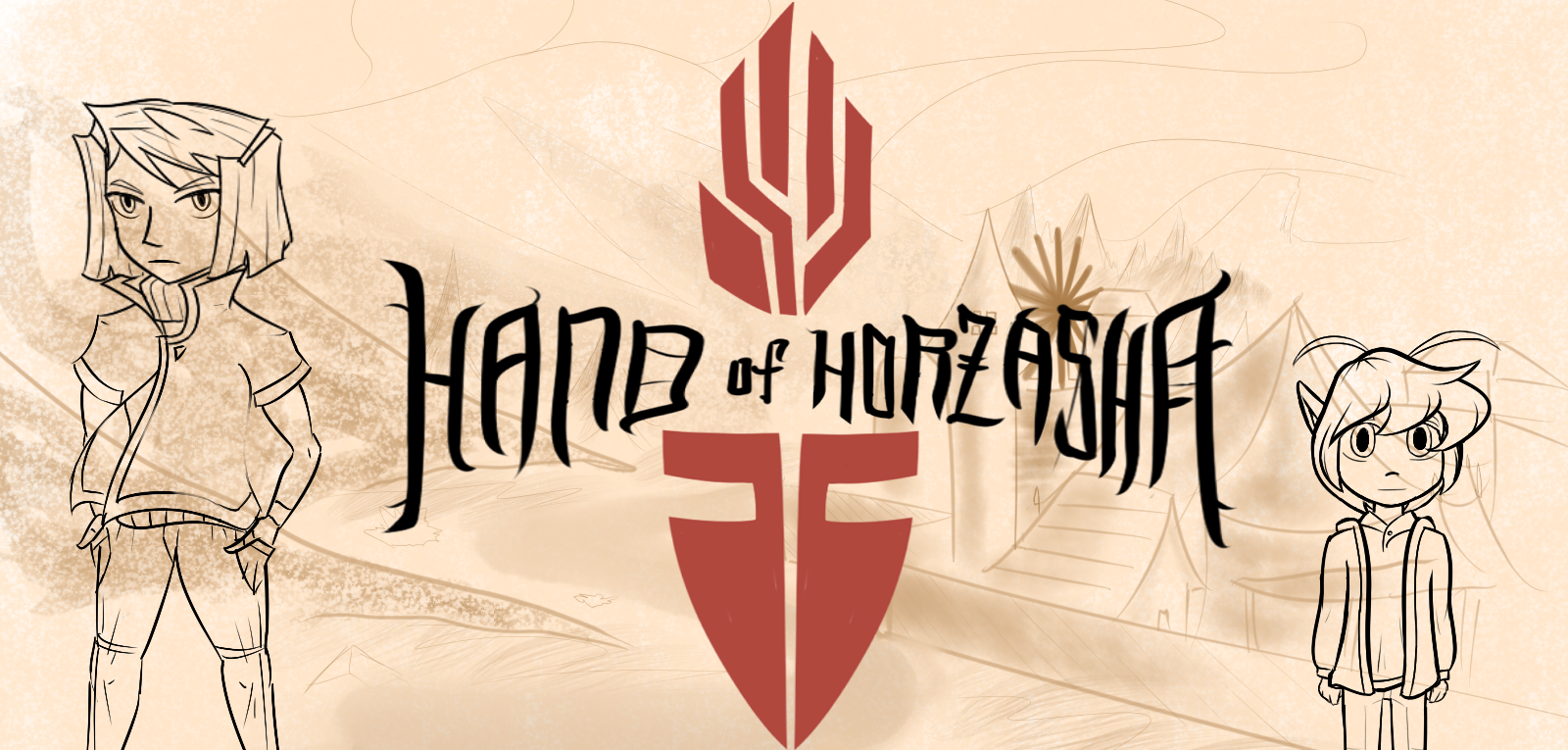 Hand of Horzasha