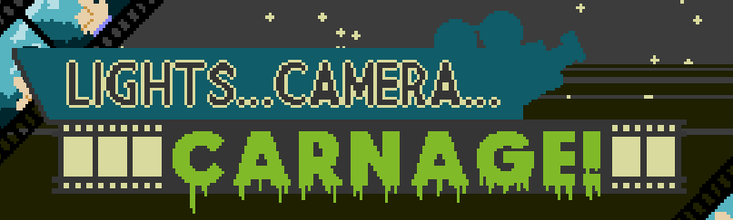 Light Camera Carnage [Blueberry Jam Edition] by Hayaweh for